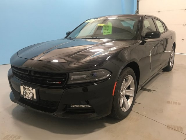 NEW 2017 DODGE CHARGER SXT RWD