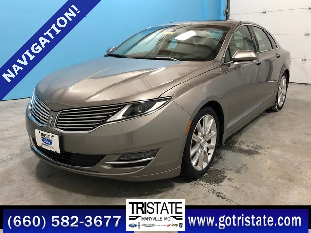 Pre Owned 2016 Lincoln Mkz Reserve
