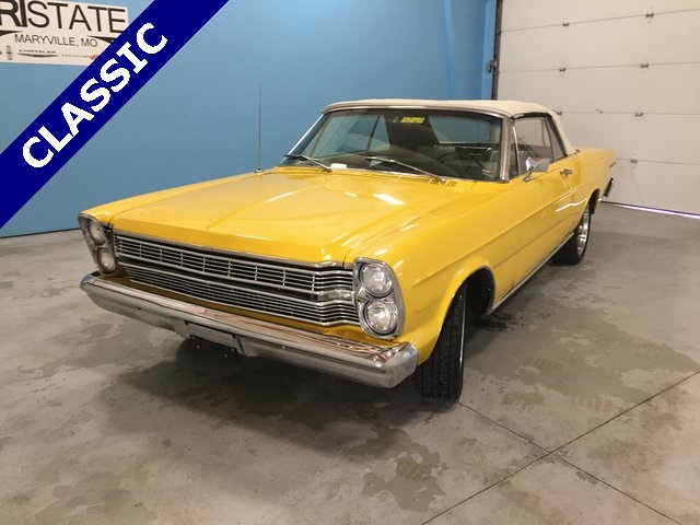 Pre-Owned 1966 Ford GALAXY
