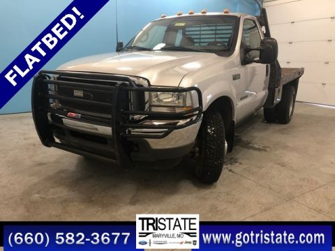 Pre-Owned 2002 Ford F-350SD XLT
