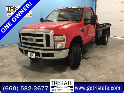 Pre-Owned 2010 Ford F-350SD XLT