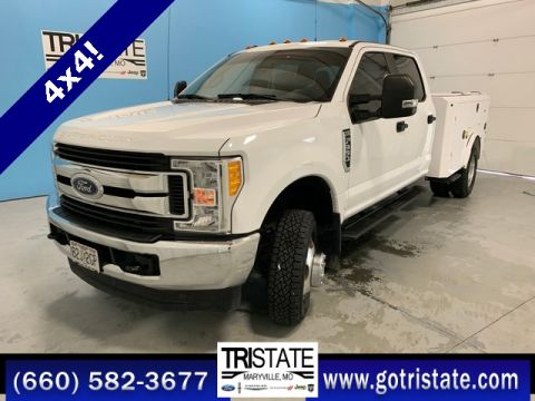 Pre-Owned 2017 Ford F-350SD XL 4WD