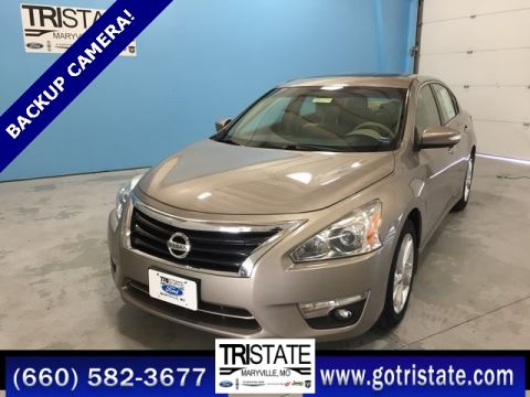 Pre-Owned 2013 Nissan Altima 2.5 SL FWD 4D Sedan
