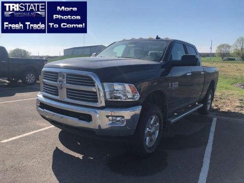 Pre-Owned 2014 Ram 3500 Big Horn