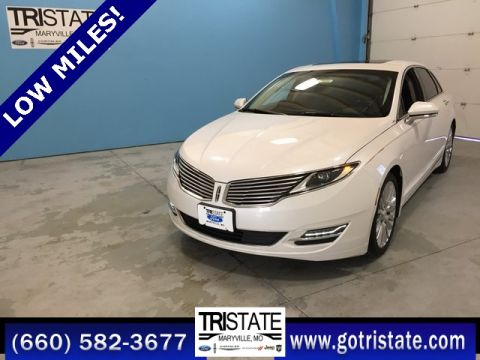 Pre-Owned 2016 Lincoln MKZ Base AWD