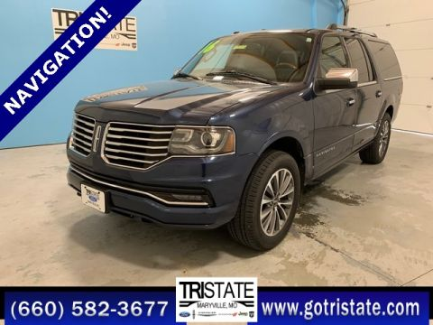 Pre-Owned 2016 Lincoln Navigator L Select 4WD